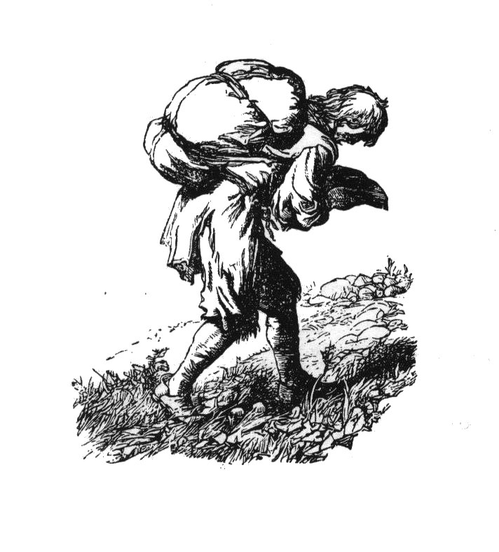 allegory in everyman and the pilgrims The pilgrim's progress: the book recounts a dream of the trials and adventures of christian (an everyman figure allegory, a symbolic.