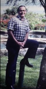 My Dad , mid-1980s