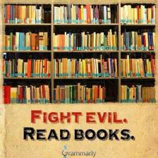 FightEvil-ReadBooks