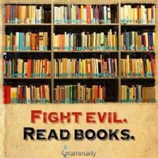 FightEvil-ReadBooks